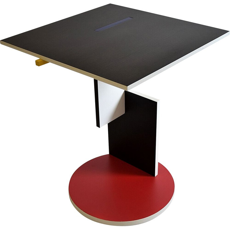 Vintage Gerrit Rietveld Schroeder 1 Side Table