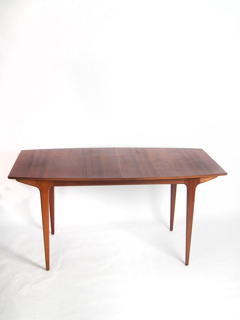 Mcintosh Furniture Extendable Dinning Table In Teak Tom