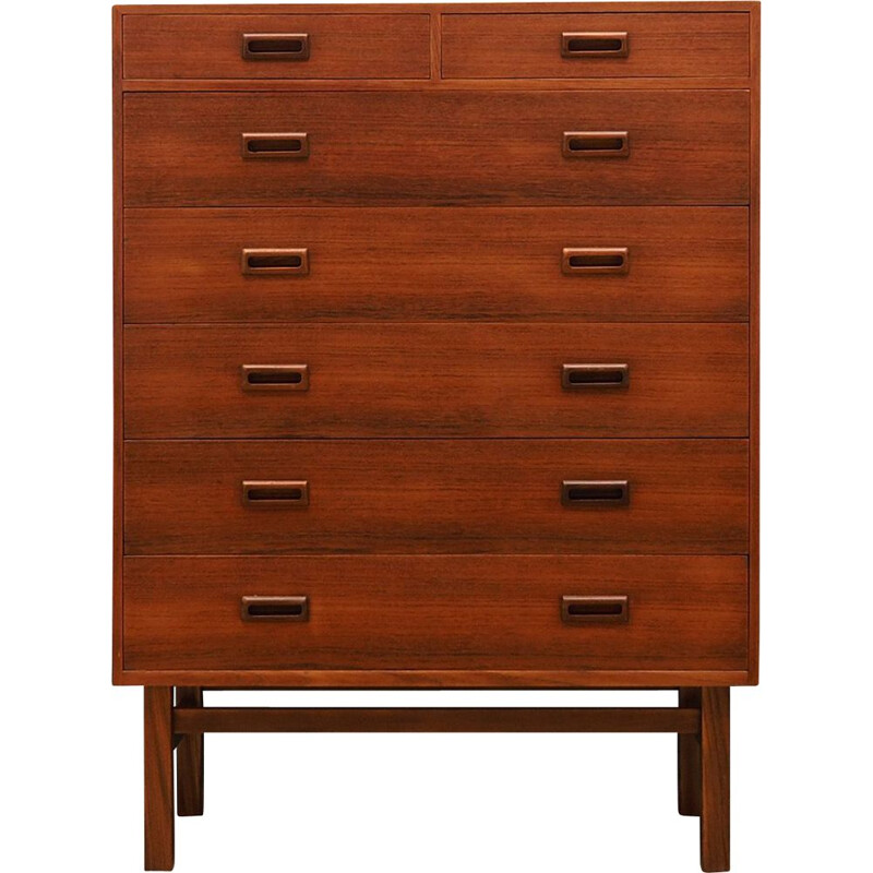 Vintage chest of drawer by Børge Mogensen, 1970