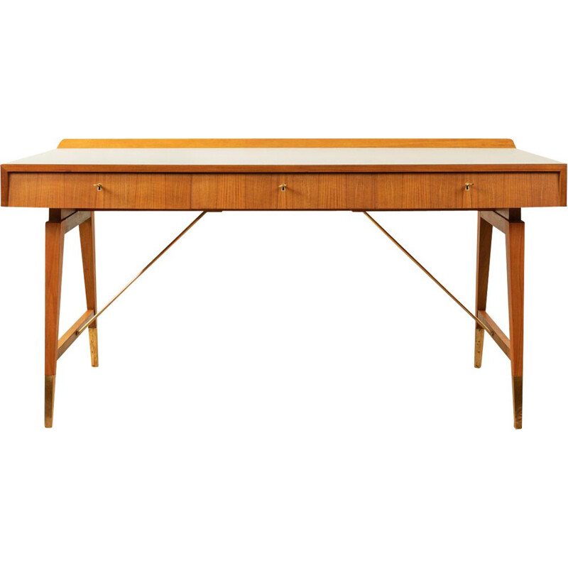 Vintage Desk by WK Möbel 1950