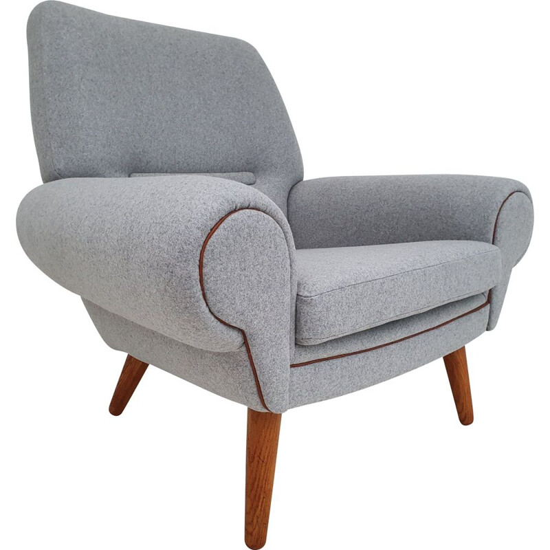 Vintage model 14 armchair by Kurt Østervig, 1960s