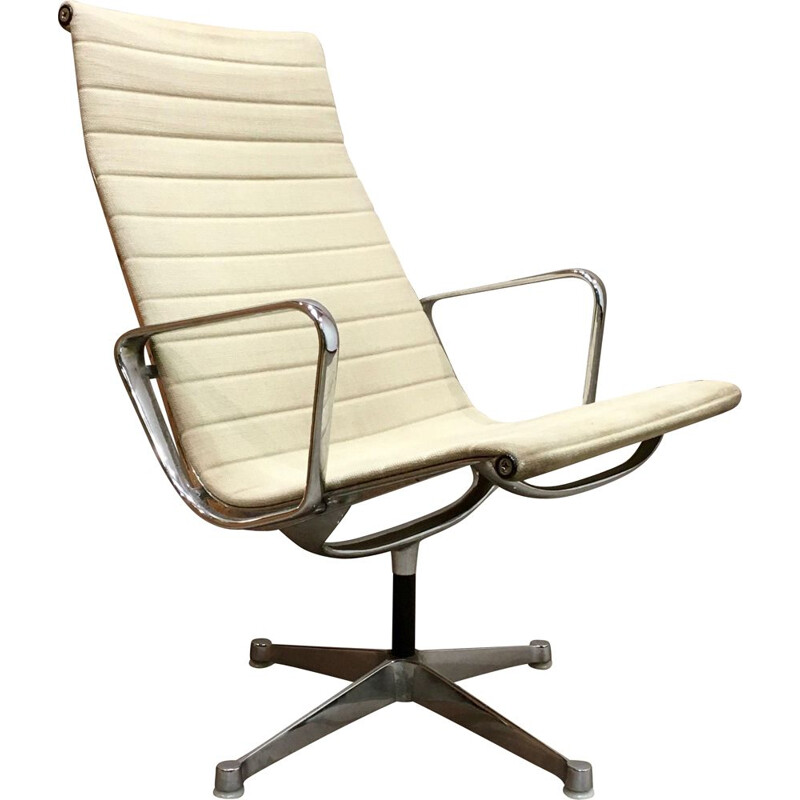 Vintage armchair EA116 by Charles and Ray Eames