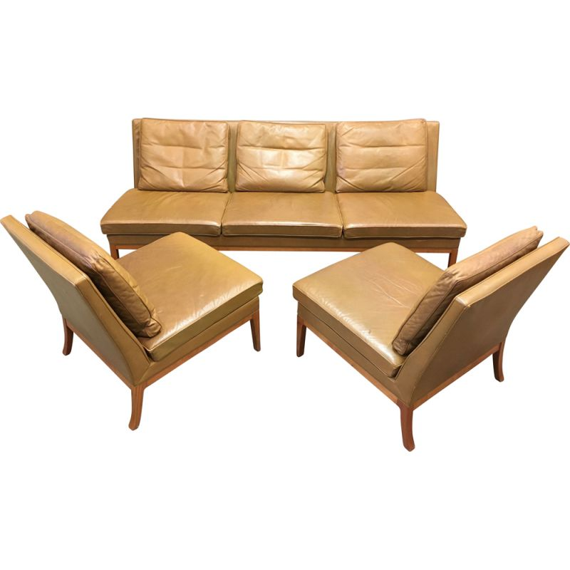 Vintage living room set by Kill International, 1960s