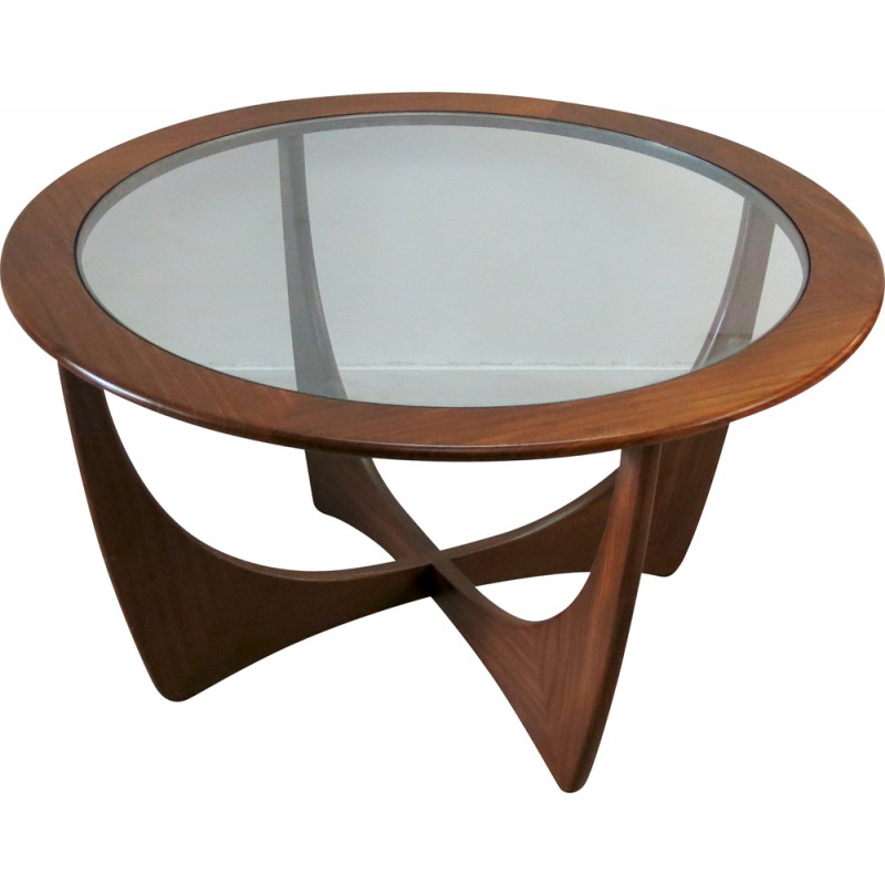 G Plan Astro Coffee Table In Teak Victor Wilkins 1960s