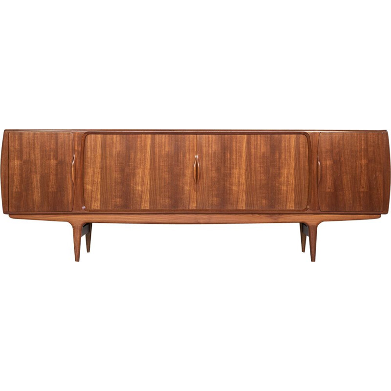 Vintage sideboard in teak by Johannes Andersen for Uldum, 1960s