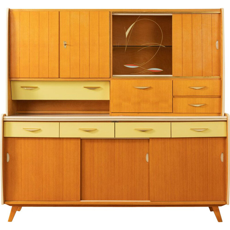 Vintage Kitchen cabinet in ash, Germany, 1950s