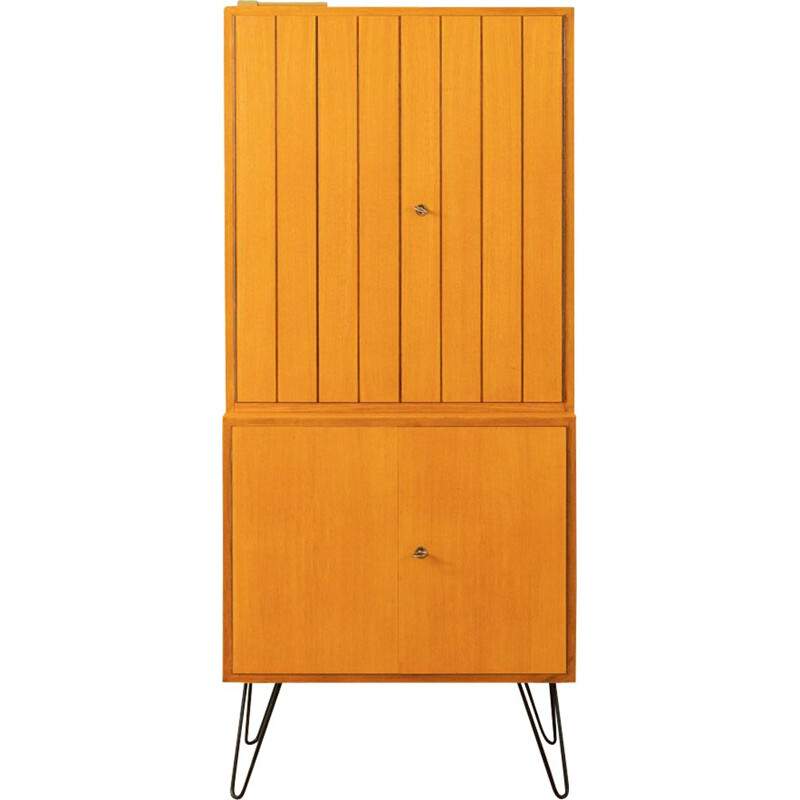 Vintage ash Wardrobe by Erich Stratmann from Oldenburger Möbelwerkstätten, 1950s