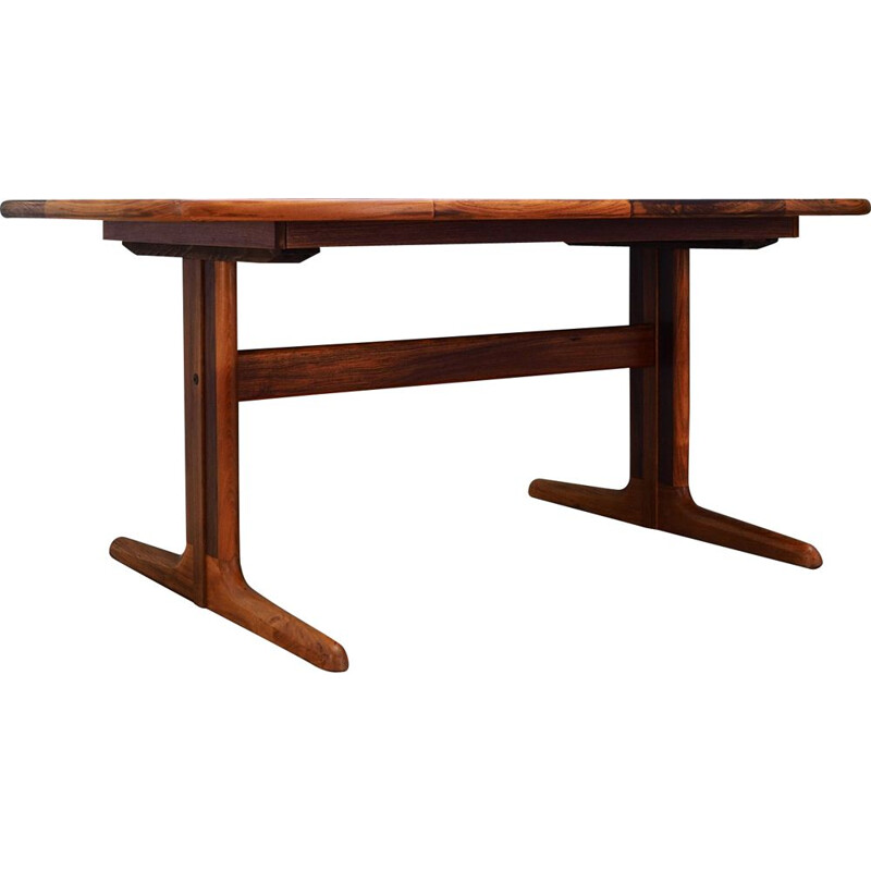 Vintage rosewood Table by Skovby, 1960-70s