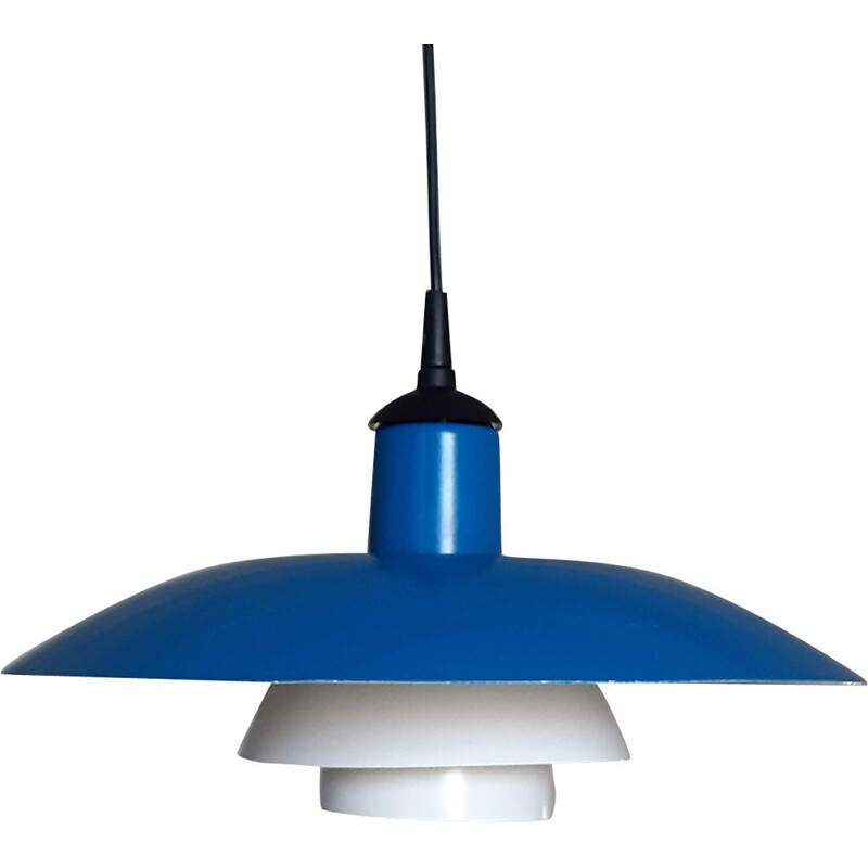 Vintage pendant light in the style of PH43 Louis Poulsen, 1960