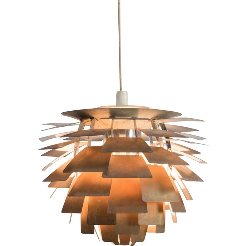 Vintage Artichoke pendant light by Poul Henningsen for Louis Poulsen, 1960s