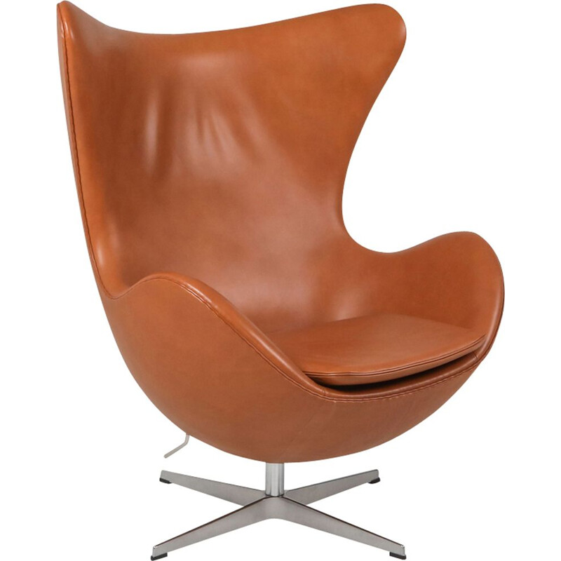 Vintage Egg chair by Arne Jacobsen for Fritz Hansen 2009