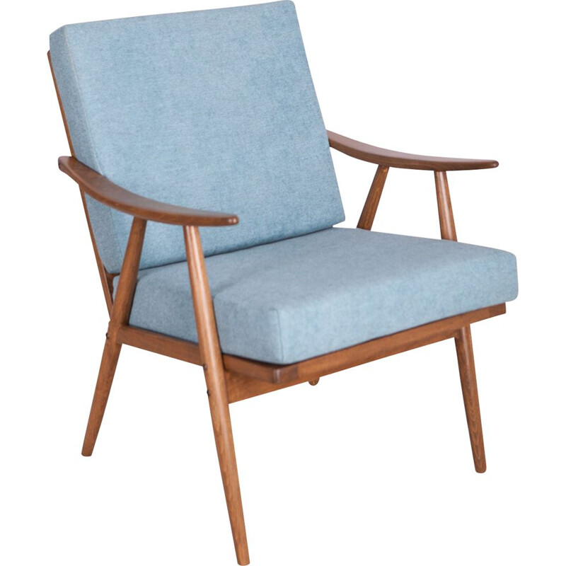 Vintage Czech armchair from TON,  1960s