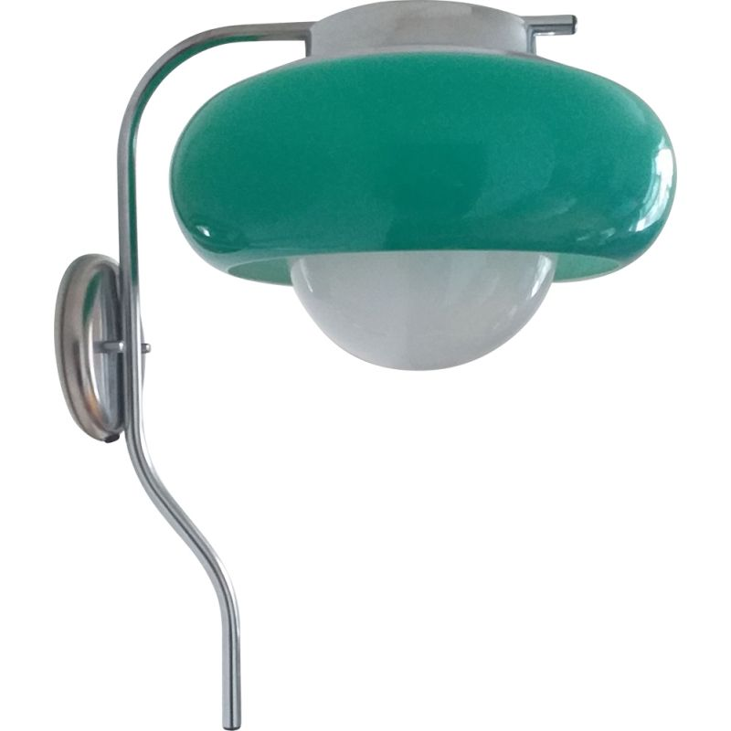 Vintage Wall Lamp Meblo by Harvey Guzzini, Italy, 1970s
