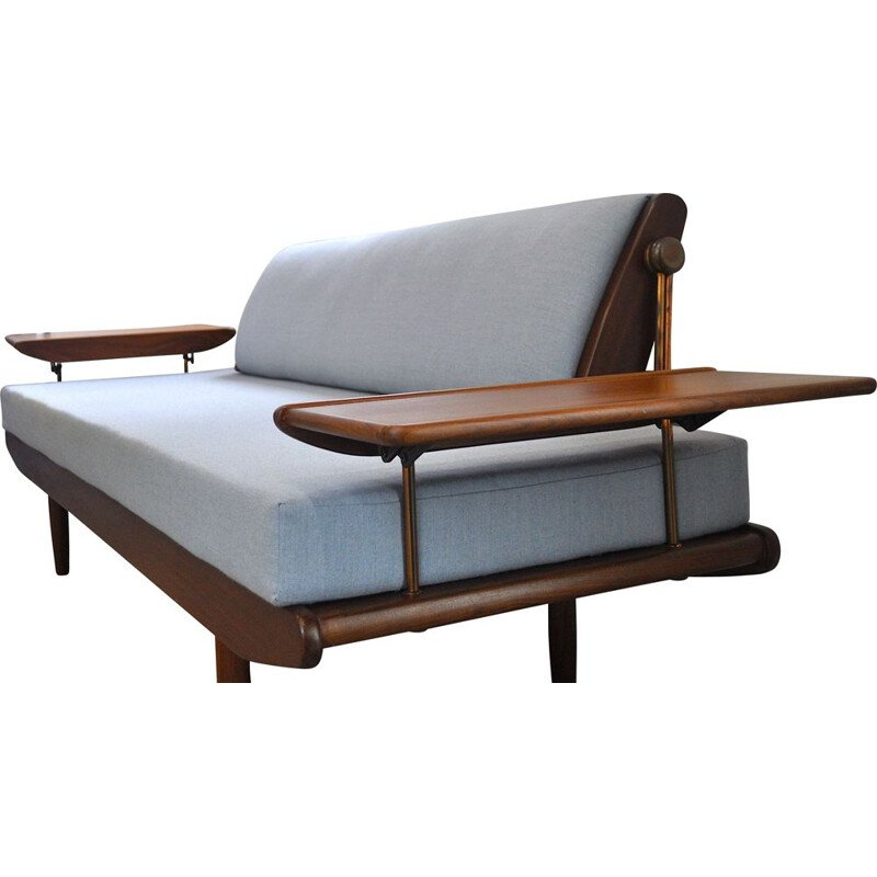 Vintage English Wentworth Daybed Sofa by Toothill