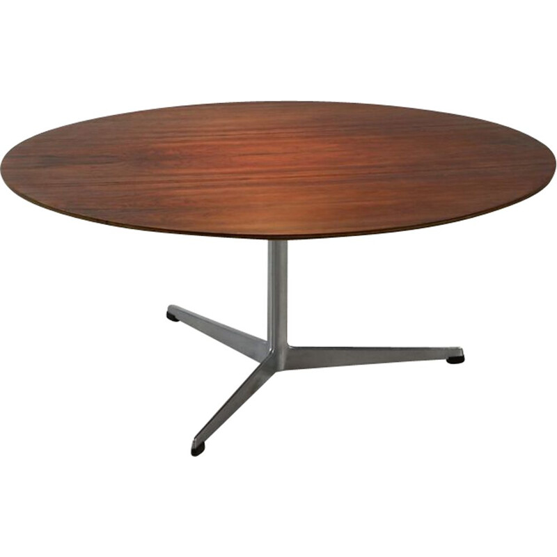 Vintage teak coffee table by Arne Jacobsen 1964