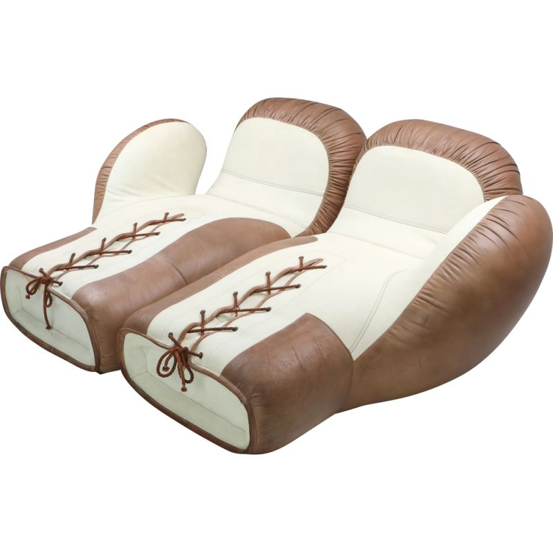 Vintage boxing glove sectional sofa, DS-2878 by De Sede Switzerland, 1978