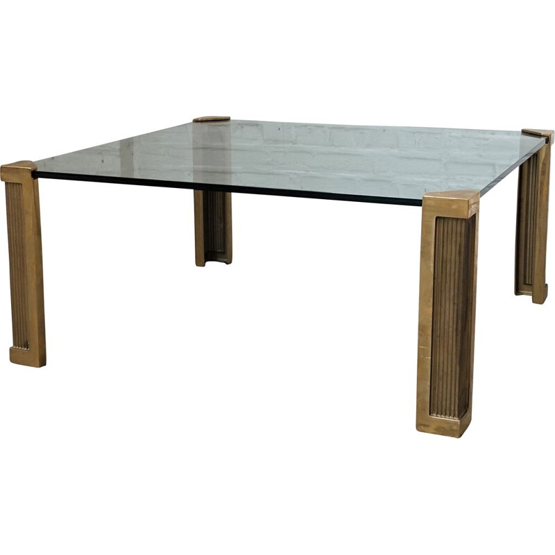 Vintage T14 coffee table by Peter Ghyczy 1970