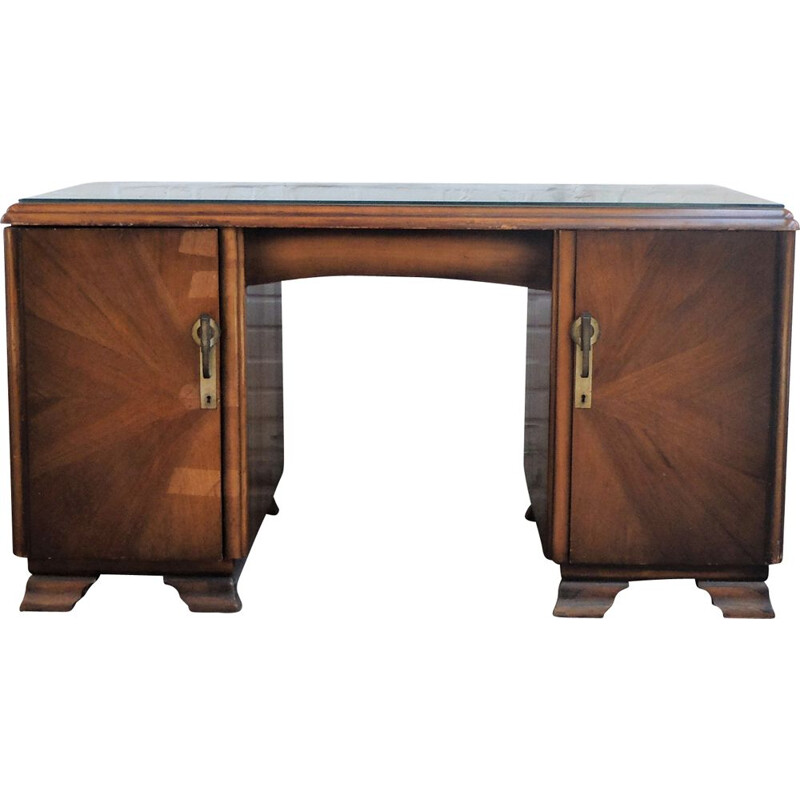 Vintage Art deco desk