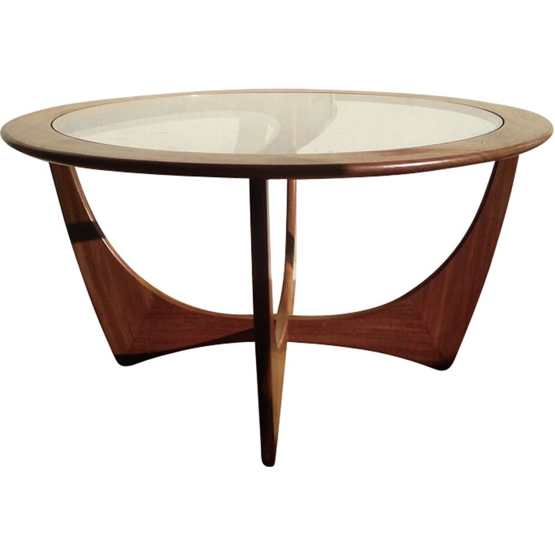 Astro round coffee table for G plan - Victor Wilkins 1960