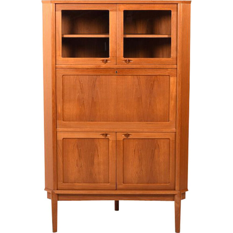 Danish vintage cabinet by H. W. Klein for Bramin