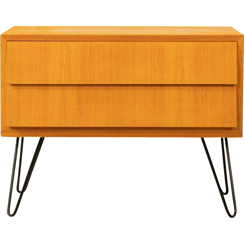 "Chest of drawers ""Idee Möbel"" by Erich Stratmann for Oldenburger Möbelwerkstätten 1950s"