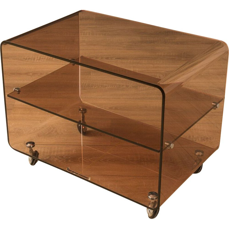 Vintage Side table by Michel Dumas for Roche Bobois, 1960s