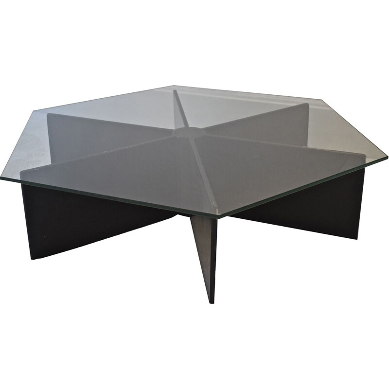 Vintage coffee table T878 by Pierre Paulin for Artifort