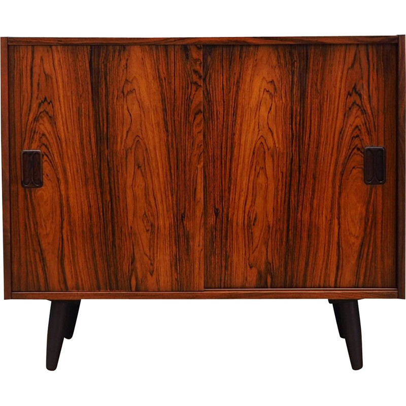 Vintage small sideboard in rosewood by N. J. Thorso, 1960-70s