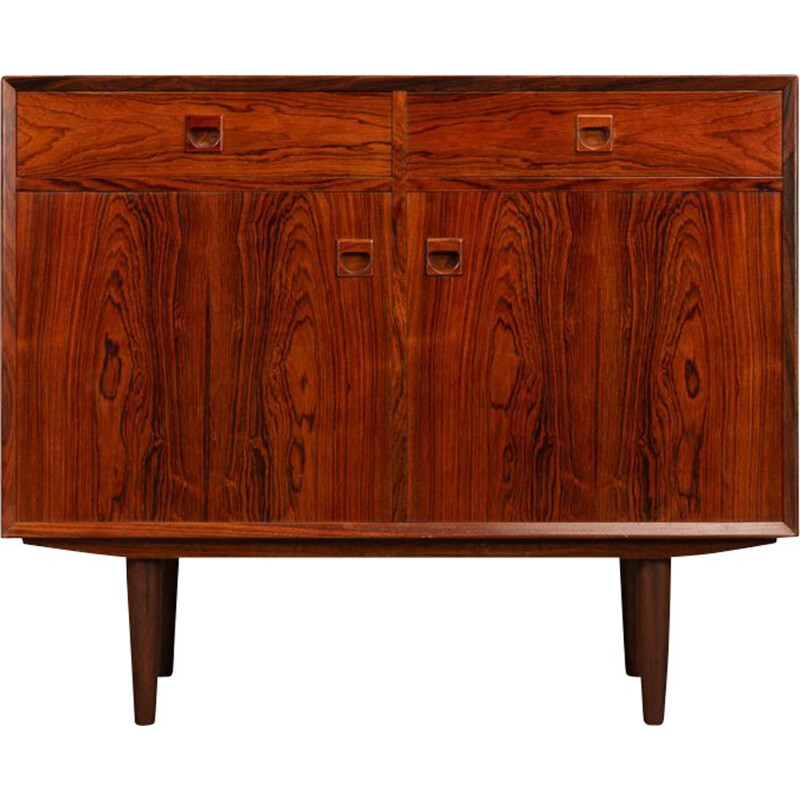 Vintage Danish Rosewood mall Sideboard by E.Brouer for Brouer Møbelfabrik, 1960
