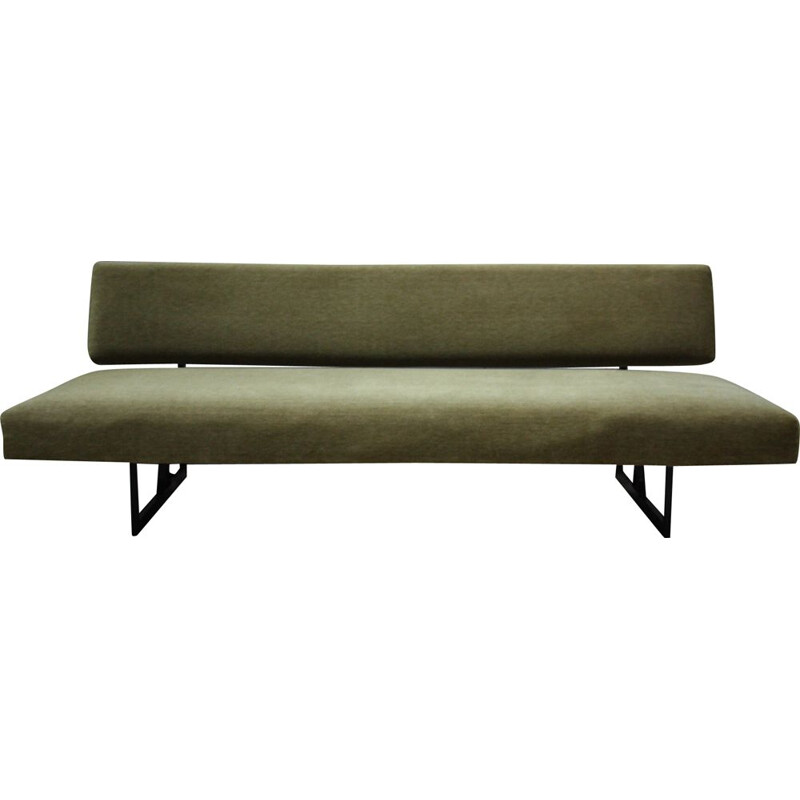 Vintage Sofa or daybed by Dieter Wäckerlin for Idealheim Switserland 1950
