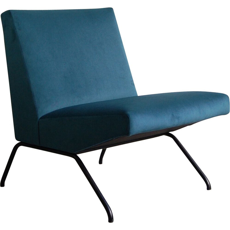Vintage armchair by Pierre Guariche for Meurop, 1960s