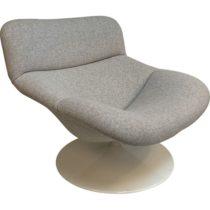 Vintage armchair F518 by Geoffrey Harcourt for Artifort, 1960s