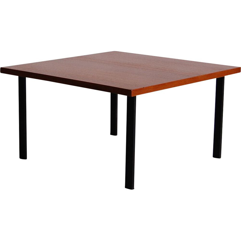 Vintage coffee table TA02 by Cees Braakman for Pastoe, 1950s