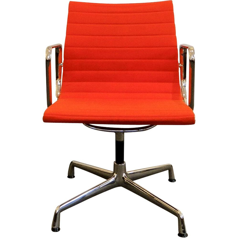 Charles & Ray Eames EA108 Vintage Chair for Vitra, 1950
