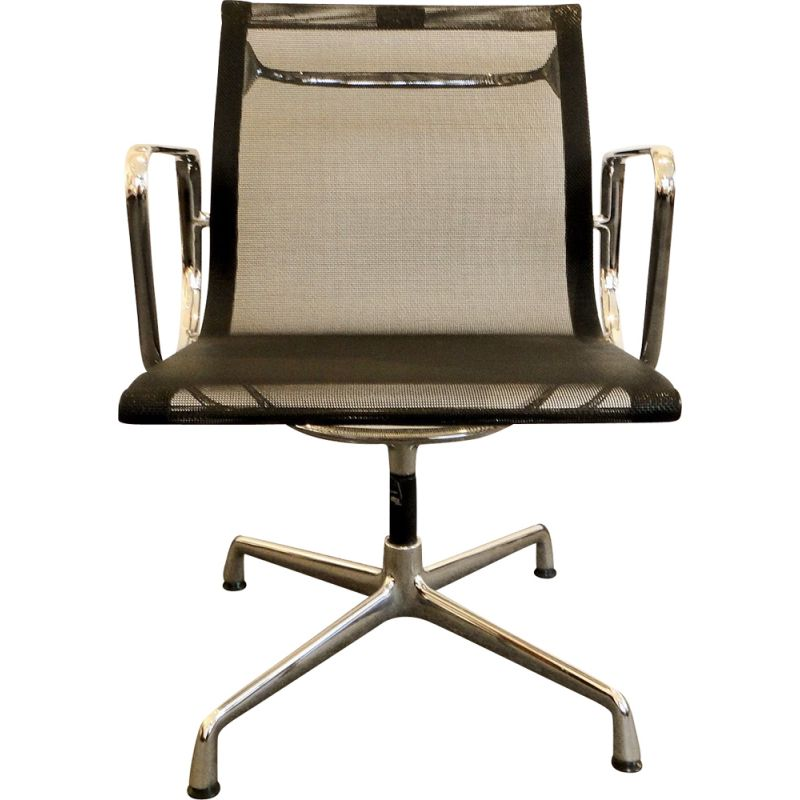 Charles & Ray Eames EA108 Vintage Chair for Vitra, 1950s