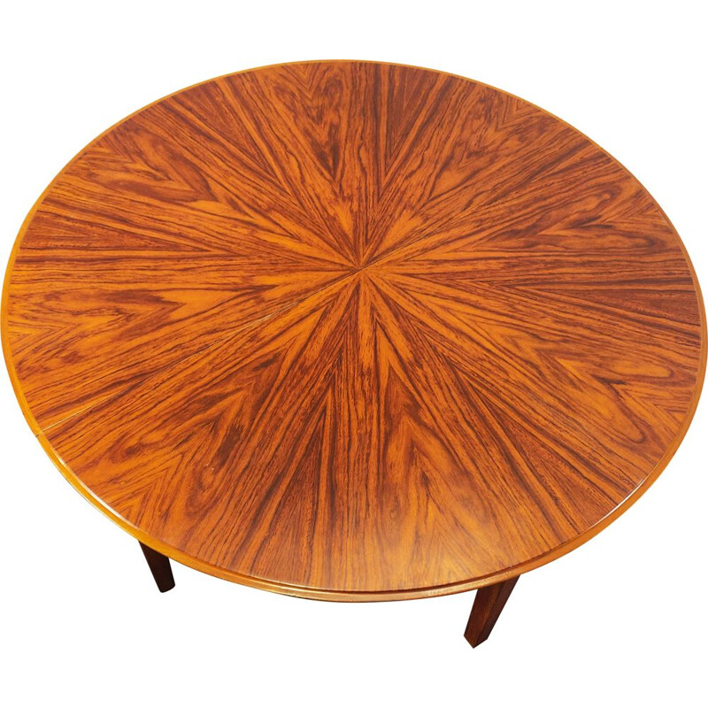 Vintage Rosewood extendable Dining table