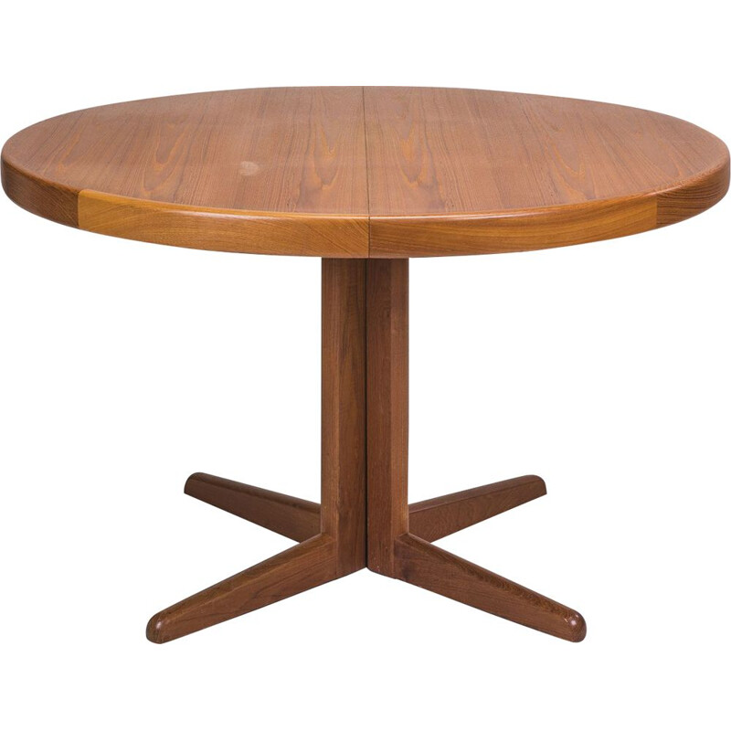 Vintage Extendable Dining Table by HW Klein for Bramin, 1960s