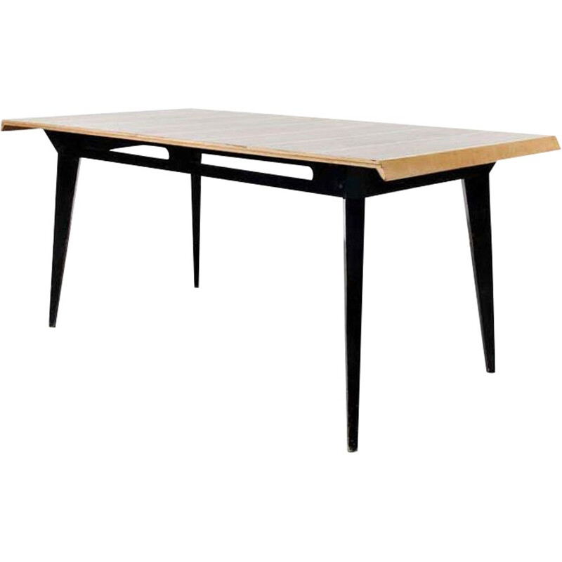 Vintage Dining Table by Robin Day 1950