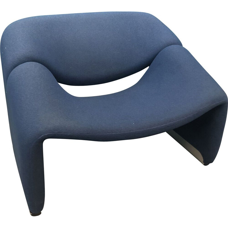 Vintage Groovy armchair by Pierre Paulin