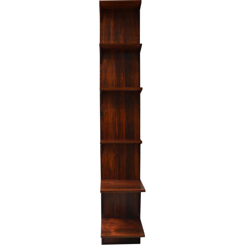 Vintage rosewood shelf by Poul Cadovius for Royal System, 1968